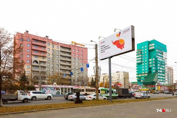 За благоустройство на Комсомольском проспекте проголосовало большинство жителей Северо-Запада