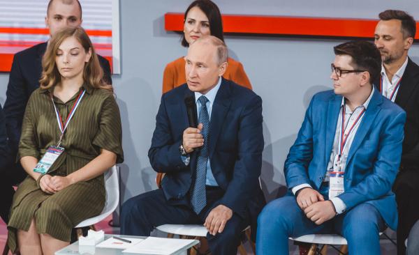 Владимир Путин поручил учесть мнение жителей Поморья при решении вопроса о полигоне на Шиесе