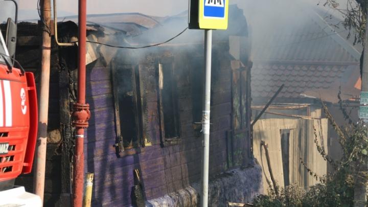 Следователи назвали виновных в деле о пожаре, уничтожившем год назад Театральный спуск