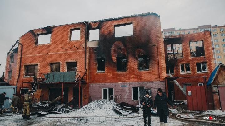 Погиб постоялец, сгорели животные: подробности крупного пожара в хостеле на Кошевого
