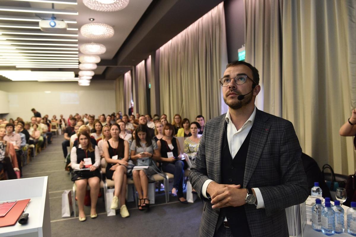 5 сентября в отеле Blu Radisson пройдёт конференция «Продажи на максимуме»
