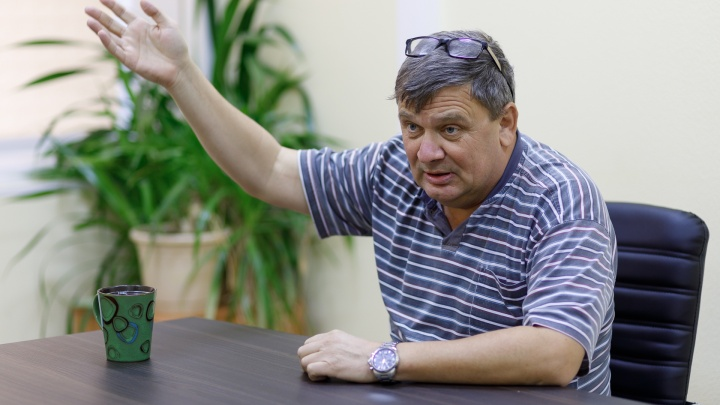«Рыба ищет, где глубже»: волгоградский спасатель сбежал от пыли и морозов в уютный домик Сочи