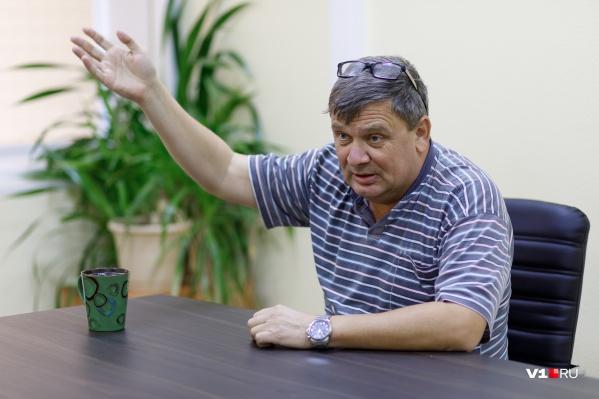 Александр Сиволобов несколько лет привыкал к жизни в курортном городе