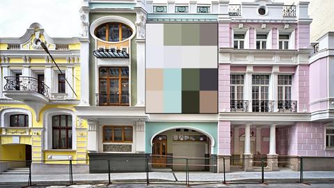 «Чтобы город был красивым»: в СФУ придумали программу подбора цвета для вывесок и рекламных баннеров