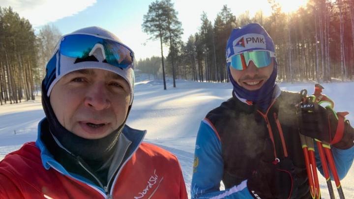 Биатлонист Антон Шипулин, завершивший спортивную карьеру, может пойти в Госдуму