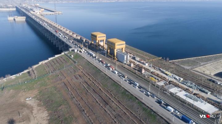 В Волгограде 1 ноября исчезнет пробка на ГЭС