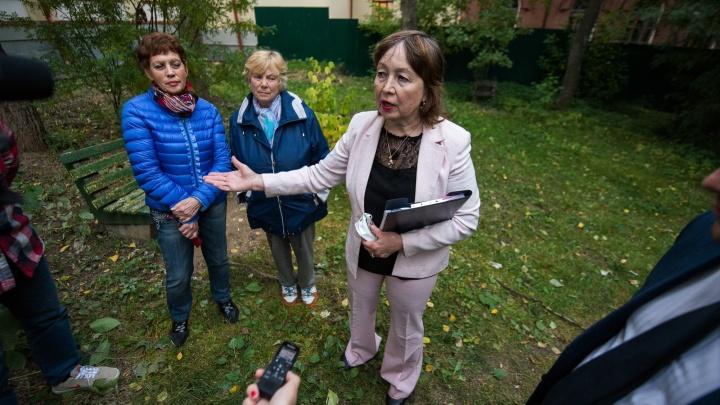 В мэрии заявили, что дом у Свердловской филармонии не снесут без разрешения всех жильцов