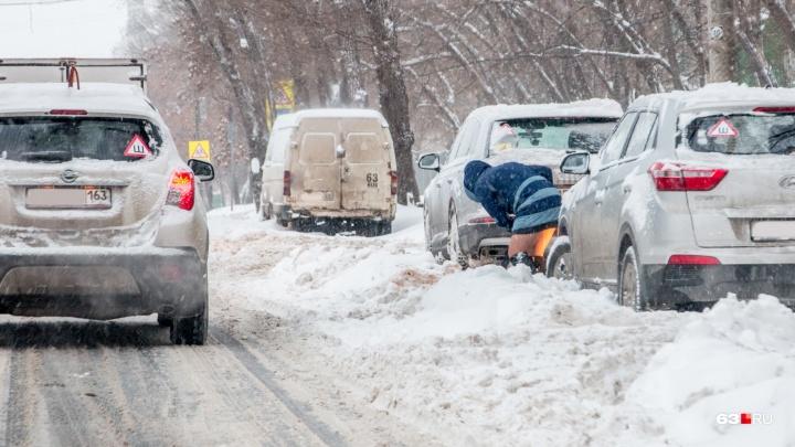 Устроили взбучку: прокуратура раскритиковала качество уборки снега в Самаре