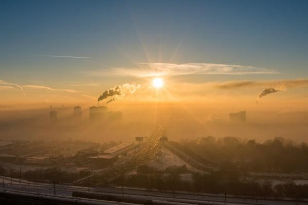 Новосибирские синоптики ответили на критику красноярцев