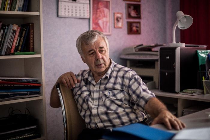 Профессор Виктор Соколов