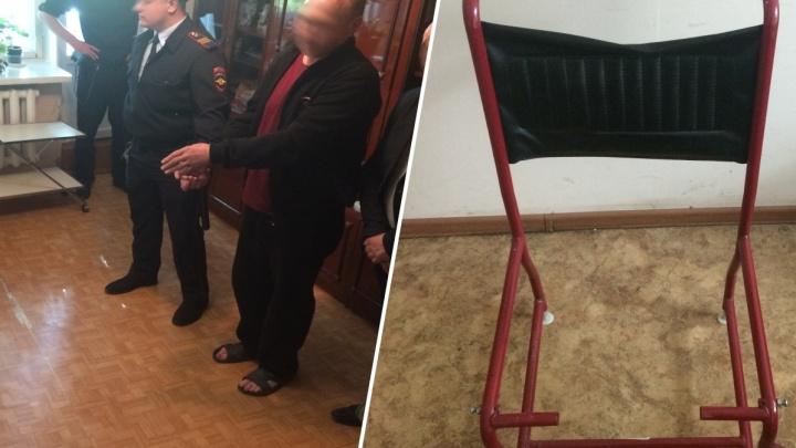 Тюменец избил мать с инвалидностью креслом. Старушка скончалась и сутки пролежала в квартире