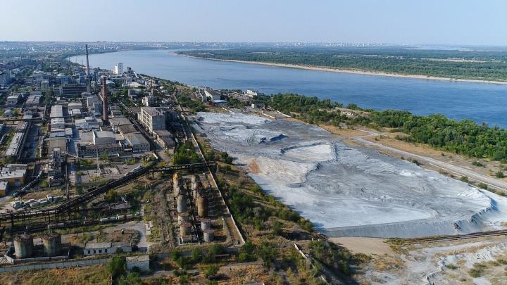 «Скорее всего, взялись за утилизацию»: южные районы Волгограда накрыло химическим облаком
