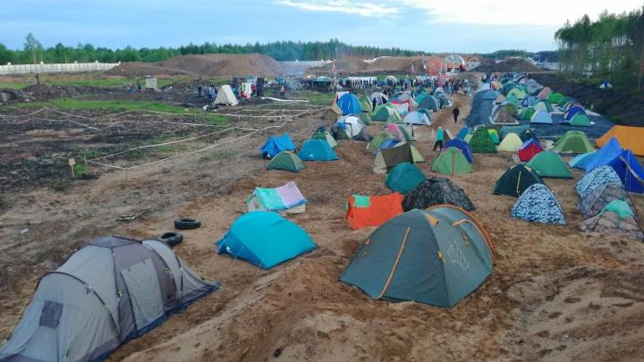 Активисты заявили, что готовы убрать палатки на Шиесе, если «Технопарк» демонтирует свои постройки