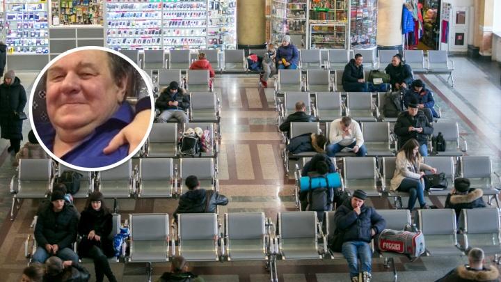 Депортированный на Украину мужчина из Красноярска перестал выходить на связь с родственниками