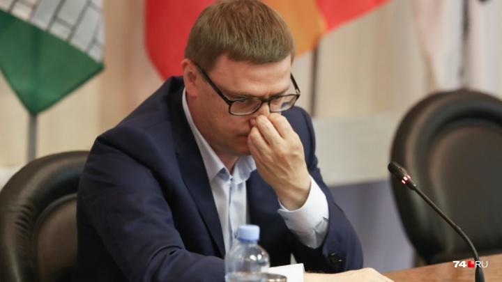 «Дышать невозможно!»: Алексея Текслера возмутила вонь на площадке для нового стадиона в Челябинске