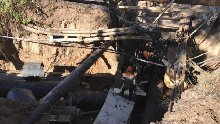 «ПТС» накажут рублем за отключение горячей воды в Самаре на срок более 14 суток