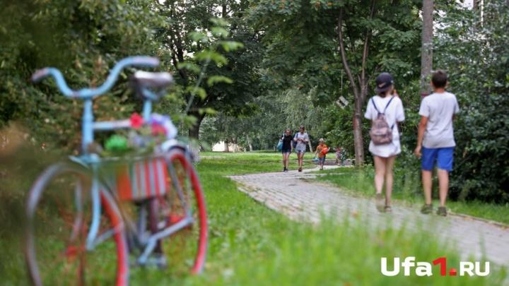 Сквер в Советском районе Уфы предложили назвать «Уфимская верста»