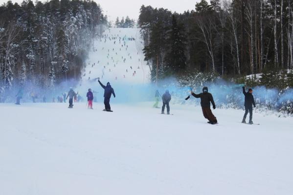 30 ноября на Танае открылся горнолыжный сезон