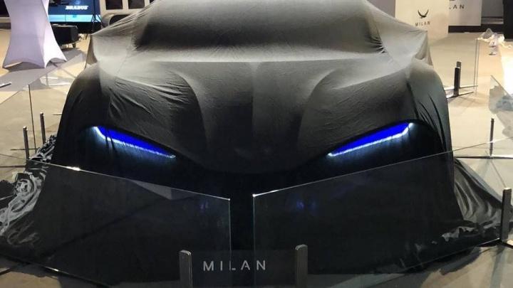 Рисунок стоимостью два миллиона евро: житель Башкирии создал макет суперкара и получил работу мечты