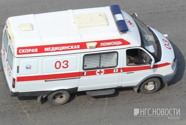ВОмске повине нетрезвого автомобилиста случилось ДТП спострадавшими