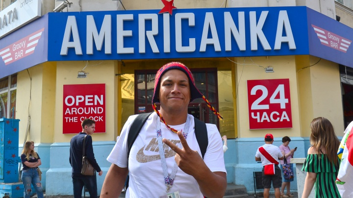 Штаб-квартира для болельщиков: как бар «Американка» стал самым популярным в Екатеринбурге за два дня