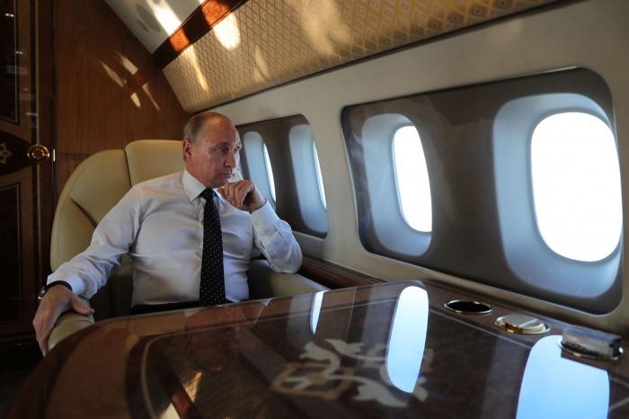 Владимир Путин 8 февраля посетит новосибирский Академгородок