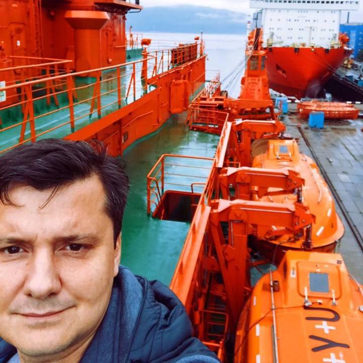 Кировчанка отправилась висторический поход наборту атомного ледокола