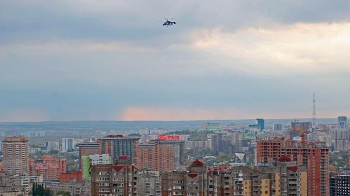 В Башкирии для санавиации создадут 14 вертолетных площадок