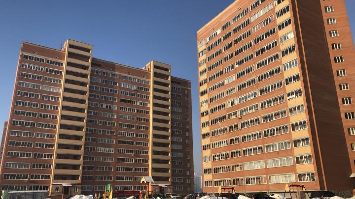 В Новосибирске появились квартиры, где не слышно соседей сверху