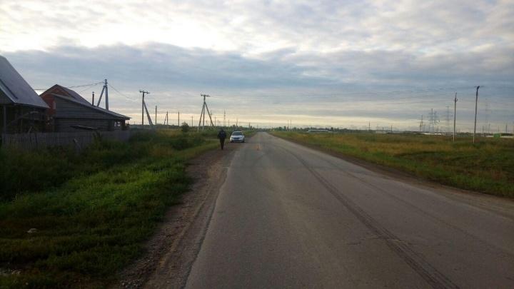 Шли плечом к плечу: водитель «Москвича» не заметил толпу на дороге и сбил подростка