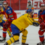 Российская «молодежка» обыграла сверстников из Швеции на Турнире четырех наций в Перми