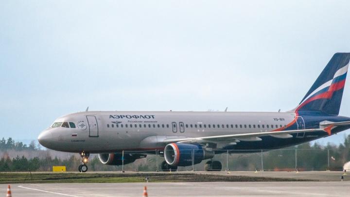 В Москве за дебош на борту самолета задержали самарского бизнесмена