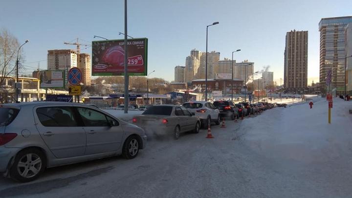 Погода в области и отогрев авто стали самыми популярными запросами у новосибирцев