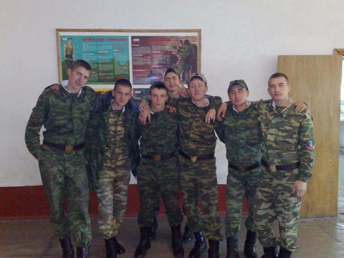 РВСН в/ч 11981, город Саратов, пос. Светлый, 2010 год