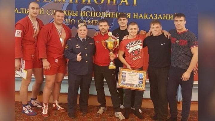 Сотрудник уральской колонии завоевал бронзу на чемпионате мира по дзюдо в Италии