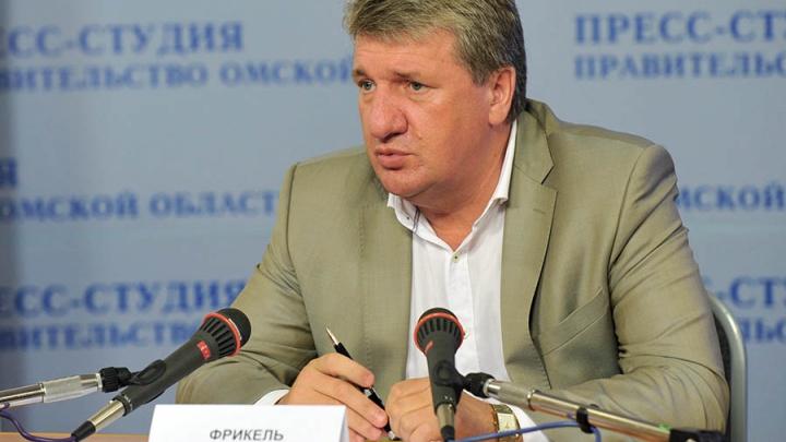 Следователи приехали с обысками в квартиру экс-министра строительства Омской области Фрикеля