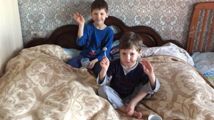 В Башкирии полиция ищет пропавших мужчину и двух его маленьких сыновей