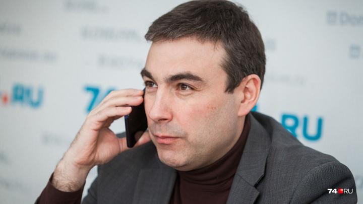 За пару часов до голосования кандидат на пост мэра Челябинска Александр Орёл снял свою кандидатуру