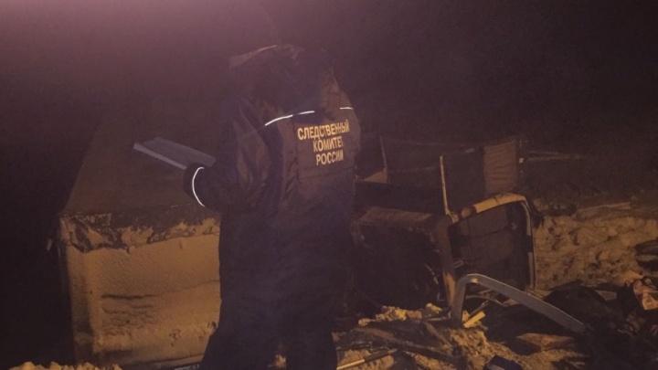 Автокатастрофа в Башкирии: из-за нечищеной дороги возбудили уголовное дело