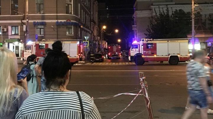 По факту взрыва в ростовском кафе возбуждено уголовное дело