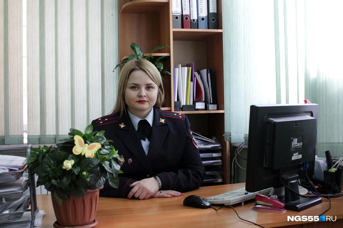 Александра Казанская работает в отделении уже четыре года