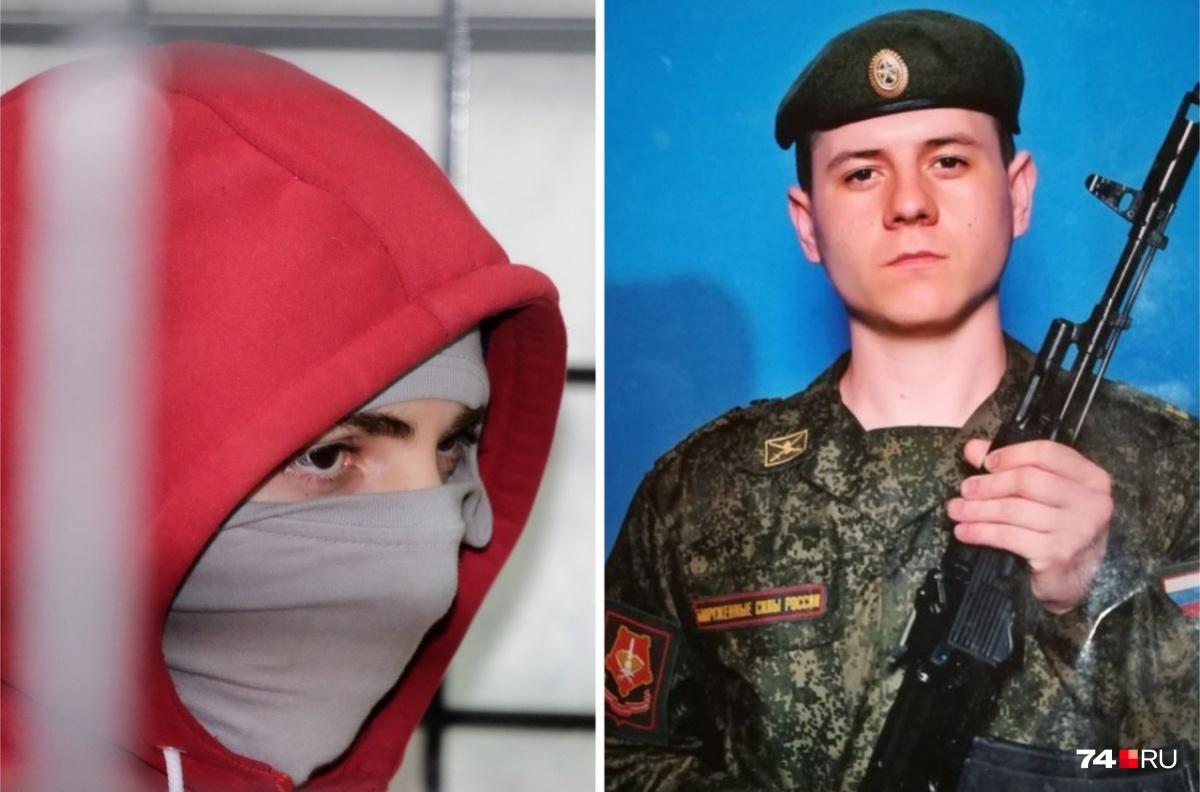 Адвокаты Рамазана Магомедова (на фото слева) доказывают, что Руслан Авазов (справа) просто устал от службы