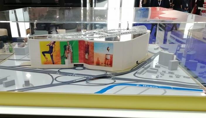 Теперь не «Золотой», а «Белый»: строители «Гринвича» показали новый вариант автовокзала на Ботанике