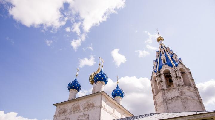 Церковь повлияла: отца-алиментщика отправили подметать улицу возле храма