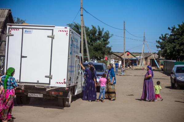 В Волгоградской области цыганские семьи останутся только на время