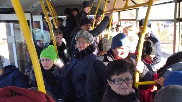 Самарский дептранс направил претензию перевозчику, который обслуживал маршруты 1к и 210