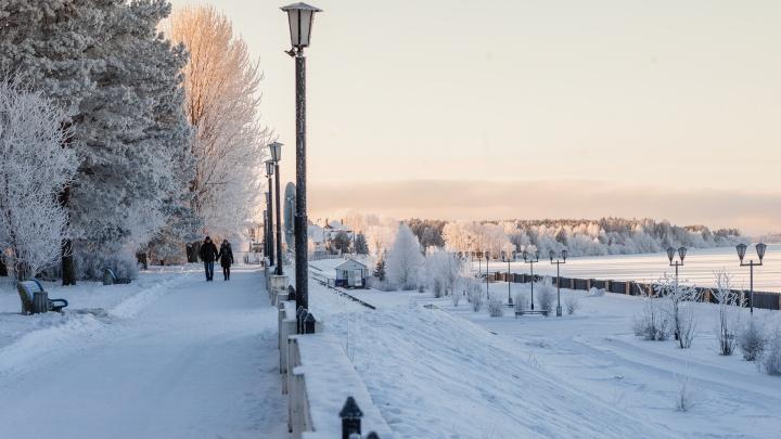 Синоптики рассказали, когда в Перми и крае потеплеет