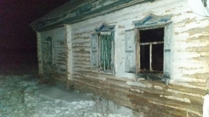 В Башкирии в сгоревшем доме нашли тело 32-летней женщины