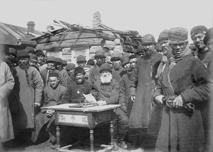 Старосты башкирской деревни собирают подписи о межевании земли