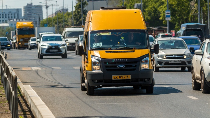 В Самаре на маршруте № 261 увеличат количество автобусов